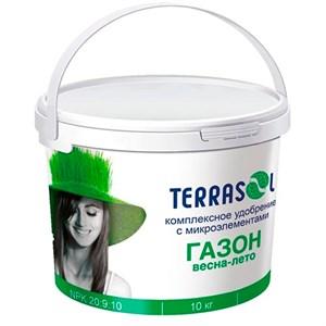 Удобрение Террасол Газон 10кг весна-лето