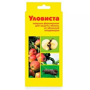 Ловушка Уловиста для защиты яблонь