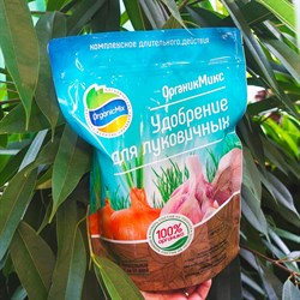 Удобрение ОрганикМикс для луковичных 850г