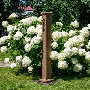Колонка садовая ДПК под дерево 55-104