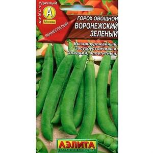 Горох Воронежский зеленый 10г