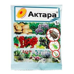 АКТАРА-1,2мл ампула