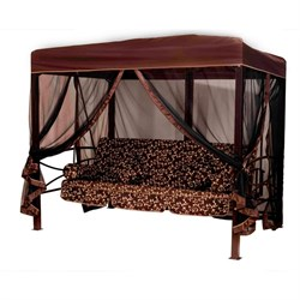 Качели шатер 3-x местные Монреаль БДЭ-001-МТ001