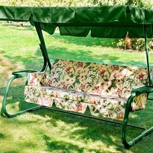 Качели садовые 3-x местные Родео с823