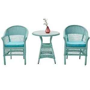 Набор мебели Калифорния голубой/голубой Garden story KLCH, KLT
