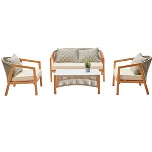 Набор мебели Бордо Bordeaux бежевый