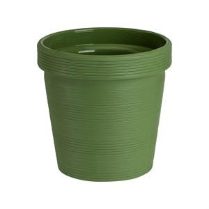 Кашпо Терра 3,57л оливковый