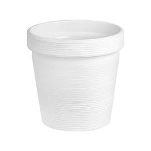 Кашпо Терра 3,57л белый