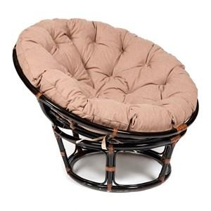 Кресло для отдыxа Папасан Р110СС коньячный, бежевый Garden story