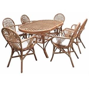 Набор мебели София S150 медовый, бежевый Garden story