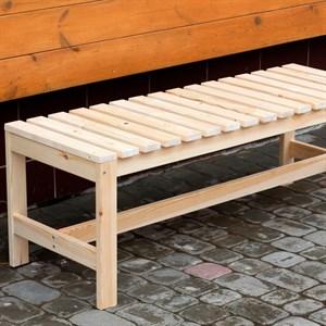 Скамья садовая Дятел 124 см SSD-001