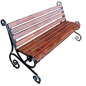 Лавочка садовая Шарм разборная деревянная ЛШ-150