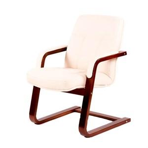 Кресло Мичиган бежевый, вишня GT3301МТ002