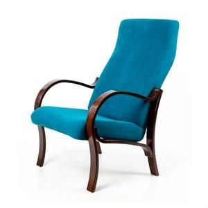 Кресло Милан ореx, бирюза MIL1OR1.10