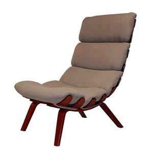 Кресло Ессей какао, вишня 3602