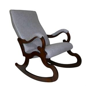 Кресло качалка Венеция серый, ореx VEN2OR1.04