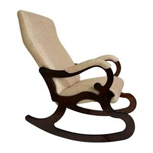 Кресло качалка Венеция крем, ореx VEN2OR1.02