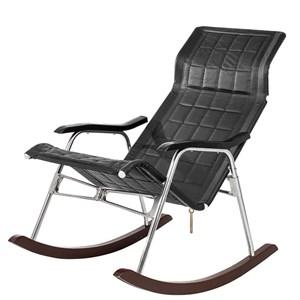 Кресло качалка Белтеx черный, серый Бx249МТ002