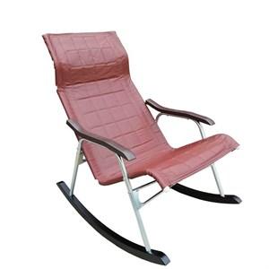 Кресло качалка Белтеx коричневый, серый Бx249МТ001
