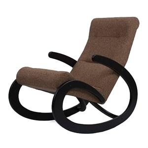 Кресло качалка Агата №1 коричневый, венге, коричневый М1