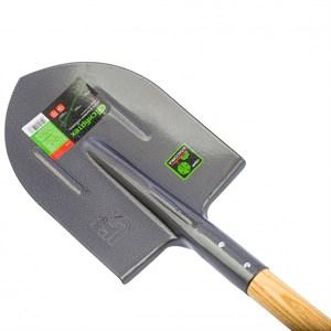 Лопата штыковая Сибртех 210*290*1150 мм деревянный лак. черенок