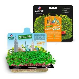 Набор для выращивания Микрозелень индау 2г