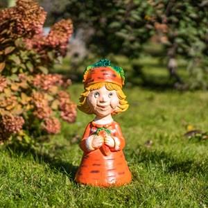 Фигура Гном морковка