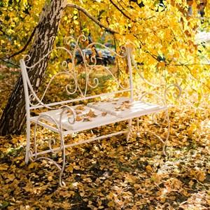 Диван с деревом садовый 891-84