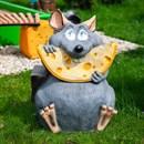 Фигура Мышонок с сыром - фото 53736
