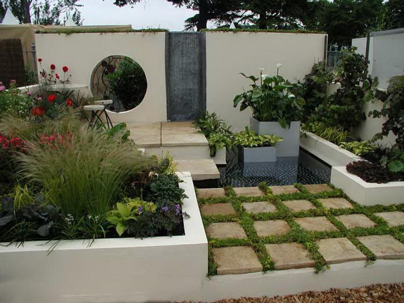 модерн в истории садового искусства